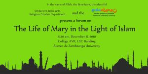 The Life of Mary Symposium by uncannyNuncertainty