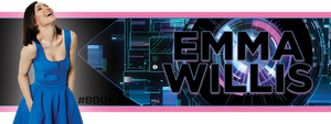 Emma-Willis-BB2014-Banner by J4MESG