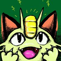 ANPAD meowth: me wealth by k-hots