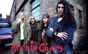 Alice In Chains by Shockstar83