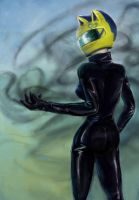 Celty by DemenTIC