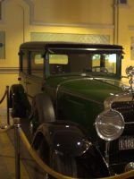 HDR: Al Capone's Car by Genflag