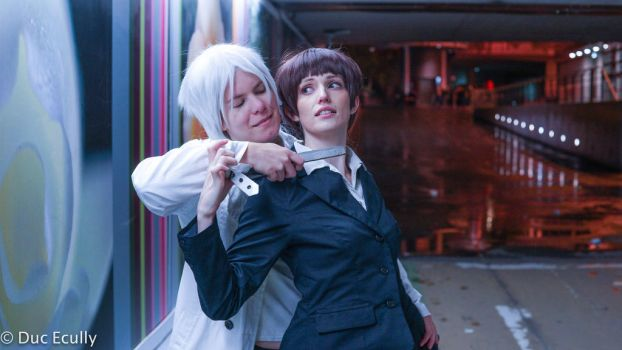 Psycho Pass I by angel207