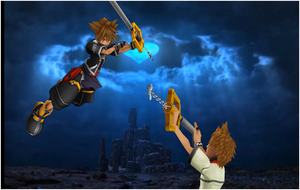 Roxas and Sora 2 by yellalix