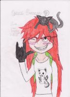 Grell Sutucliff(unfinished) by RESHlRlAM