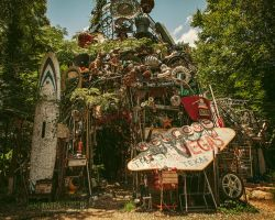 Cathedral of Junk - 02 by JaimeIbarra