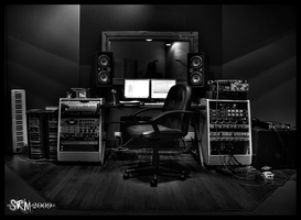 Studio by 40D-ZiLLa