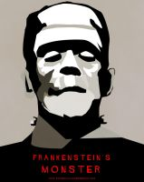 Frankenstein's  monster by ShaneGallagher