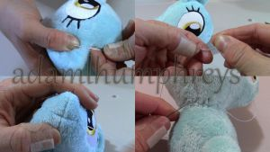 Pony Sewing Tutorial 5: Hand Sewing by adamlhumphreys
