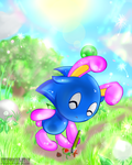 Chao - Commission by Sweetcorn-chan