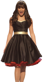 Lea Michele PNG by ricky98a