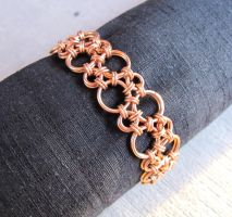 Hodo Bronze Bracelet by JeiThings