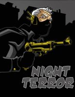 Night Terror fan art by Gaston25