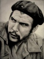 Che Goevara by Adjisketcherromance