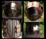 Orc' Armor - Belly part - Sauron's Eye by Carancerth