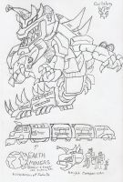 TFProject: Railslug by BlueIke