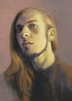 2015 Self Portrait Day by the-b3ing