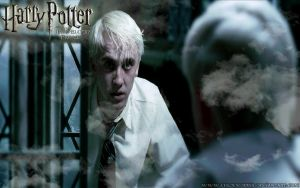 HBP - Draco Malfoy wallpaper by ChloeMorris