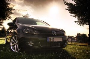 VW - Golf 6 - 1 by Mob1