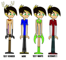 Coby Reference - 2012 version (Bonus Outfits) by EternalInsanity787