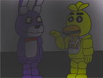 :RQ: Bonnie and Chica by htfman114