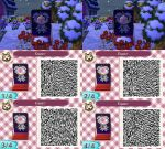 Animal Crossing New Leaf - Espurr Standee QR Code by TechieWidget