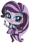 Rarity Chibi by Shingery