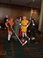 Hellsing Group CTCon '10 by Viperas