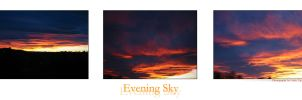 Evening Sky _Small Version_ by GlowBug