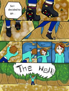 Tiny lives Chapter 1 page 2 by Tiny-Lives