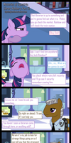 Mysteries of Equestria: Library Robbery: part 12 by lightningtumble