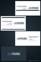 BUSINESS CARD LAYOUT DESIGNS by LEDPOISON