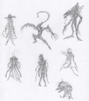 Pleasance -  Chain Monsters Thumbs 2 by HJTHX1138