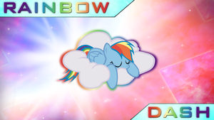 Rainbow Dash Wallpaper by DirtPoorRiceKing