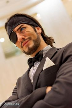 Tuxedo Snake MGS Cosplay - War is changing by LeonChiroCosplayArt