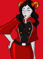 aradia is classy by basicFate
