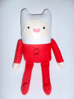 Baby Finn plush by rhaelle