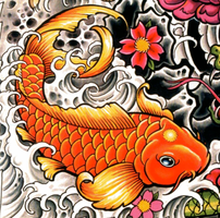 koi Fish by keildude