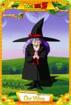 Dragon Ball Z - Old Witch by DBCProject