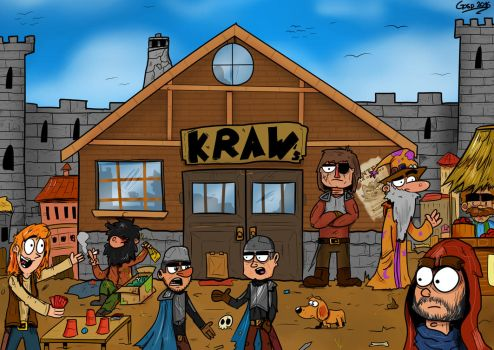 The Kraw's by DarkGosp