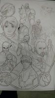 Game of Thrones Mashup by marcus-g3100