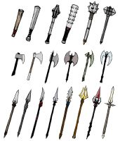 Other Weapons by Vaig