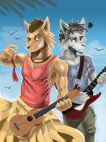 farcry:rock time by JasonWiller