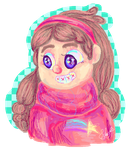 Mabel Pines by Doki-Bunny