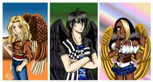 Maximum Ride Pic by AmayaMarieSuta
