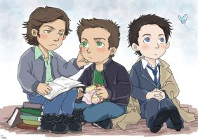 Team Free Will by SilasSamle
