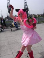 mew mew cosplay by angelic-cat15