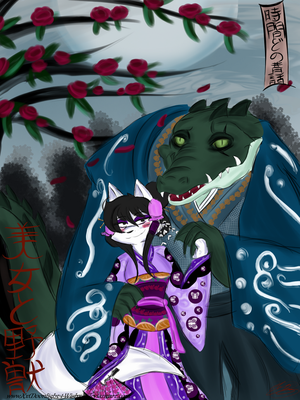 TMNT 2012: Tale as Old as Time by XxMoonlight-1-WishxX