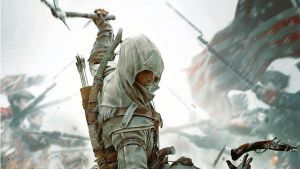 ASSASSIN'S CREED III ASSASSIN by MentorErico