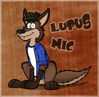 Wood Nic by LupusNic